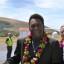Edson Arantes do Nascimiento, Pelé, llega a Rapa Nui