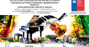 Primer Ciclo de Conciertos de Música Clásica