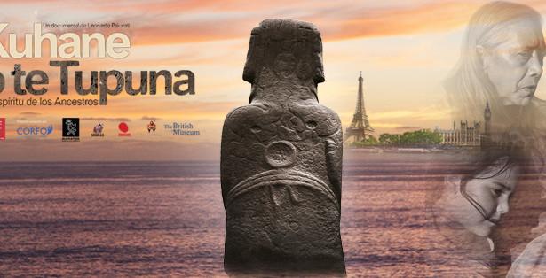 Pre estreno del Documental Te Kuhane o te tupuna, del Director Leonardo Pakarati, en Berlín