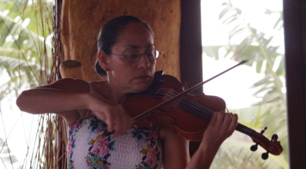 Conciertos de música clásica: una actividad cada vez más común en Rapa Nui