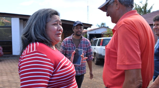 Sofía Faúndez Hey, candidata a alcalde de Rapa Nui, condenada por calumnias, a 41 días de presidio…