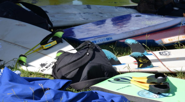 Campeonato Body Board y Surf KIANU 2017